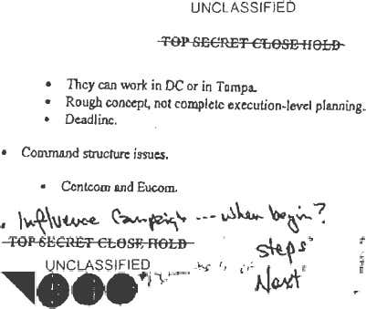 Newly Released Memo by Donald Rumsfeld Proves Iraq War Started On False Pretenses 3 226040efcf